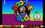 Doodlebug: Bug Bash II Atari ST Title screen