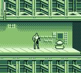 Iron Man / X-O Manowar in Heavy Metal Game Boy In addition to aliens, I have to fight Stark's security devices.