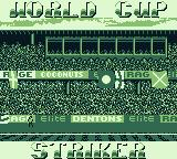 Elite Soccer Game Boy Title screen (Japanese version)