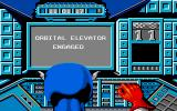 Captain America in: The Doom Tube of Dr. Megalomann Atari ST Orbital elevator engaged