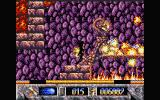 Elvira: The Arcade Game Atari ST Nice explosions