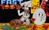 Fast Food Atari ST Title screen