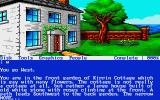The Famous Five: Five on a Treasure Island Atari ST The Kirrin Cottage