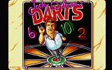Jocky Wilson's Compendium of Darts Atari ST Title screen