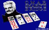 Omar Sharif on Bridge Atari ST Title screen