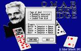 Omar Sharif on Bridge Atari ST Options