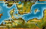 The Patrician Atari ST The world map