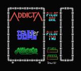Addicta Ball MSX 1 Player