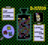 Dr. Mario NES You can get further than 20 lvl but there won't be any changes