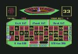 Vegas Gambler Commodore 64 I came up 33 black. I lost.