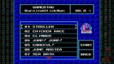 Mega Man 10 Xbox 360 Challenges menu.