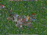 OpenTTD Windows Green area