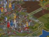 OpenTTD Windows Train station