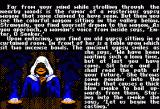 Ultima V: Warriors of Destiny Apple II Character creation: Intro