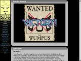 Hunt the Wumpus Browser Defeating the Wumpus!