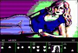 Strip Poker: A Sizzling Game of Chance Apple II Suzi