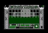 Castle Master Amstrad CPC The portcullis raises to begin the game.