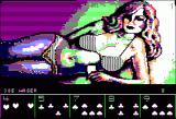 Strip Poker: A Sizzling Game of Chance Apple II Suzi in a bikini