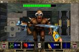 DOOM II RPG iPhone The water pistol is the best weapon in the game - yes, even better than the BFG.