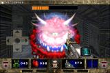 DOOM II RPG iPhone Cacodemons are dangerous both close and at a distance.