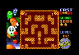 Fast Food Amstrad CPC Starting level 2