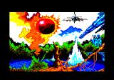 Score 3020 Amstrad CPC Loading screen