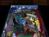 True Pinball PlayStation Extreme Sports 3D mode - Top