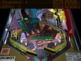 True Pinball PlayStation Extreme Sports 3D mode - Bottom