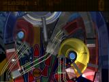 True Pinball PlayStation Law & Justice 2D mode - Middle