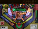 True Pinball PlayStation Extreme Sports 2D mode - Bottom