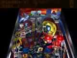 True Pinball PlayStation Law & Justice low resolution 3D mode - Top