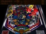 True Pinball PlayStation Law & Justice low resolution 3D mode - Bottom