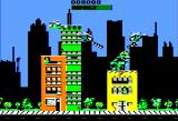 Rampage Apple II Incoming helicopters!!