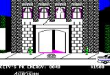 Ghostbusters Apple II Trying to catch a ghost...