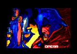 Ulises Amstrad CPC Loading screen