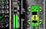 Days of Thunder DOS The Pit Stop (EGA)