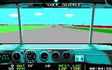 Days of Thunder DOS Racing (EGA)