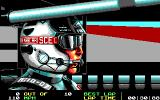 Days of Thunder DOS Driver's View (EGA)