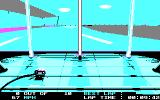 Days of Thunder DOS Back View (CGA)