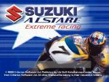 Suzuki Alstare Extreme Racing Windows Title screen