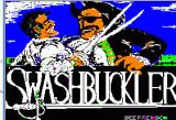 Swashbuckler Apple II Title