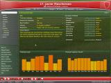 Worldwide Soccer Manager 2007 Windows A player's training schedule