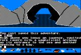 Swiss Family Robinson Apple II Archway.