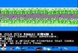 Swiss Family Robinson Apple II Dried riverbed.