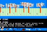 Swiss Family Robinson Apple II Rubber trees.