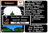 Where in Europe is Carmen Sandiego? Apple II Choose your next course of action.