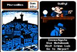 Where in Europe is Carmen Sandiego? Apple II A crook has been caught and found guilty.