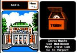 Where in Europe is Carmen Sandiego? Apple II Look out for thugs in trashcans spying on you!