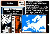 Where in Europe is Carmen Sandiego? Apple II Map of Europe. Choose where you want to go next.
