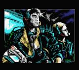 Comando Tracer MSX Loading screen